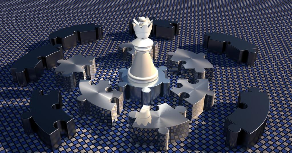 puzzle - inteligencia colectiva y liderazgo