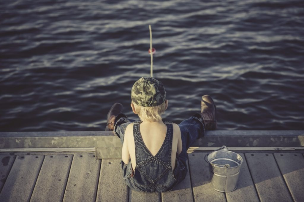 Aprender a pescar